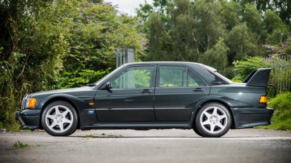 Mercedes-Benz 190 Evo II-2