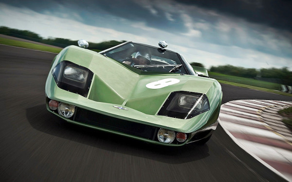 1968 Marcos Mantis XP; top car design rating and specifications