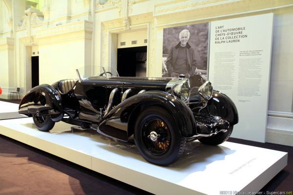 SSK Trossi существует в единственном экземпляре, который находится в коллекции одного из самых богатейших людей в мире, американца Ральфа Лорена