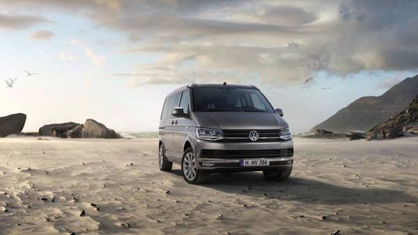 """Volkswagen представив новий """"двоповерховий"""" фургон"""