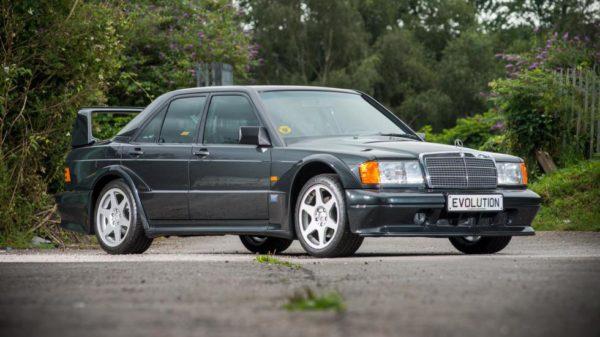 Mercedes-Benz 190 Evo II