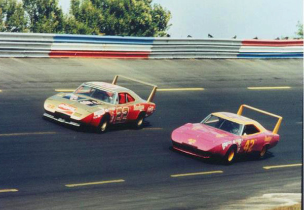 z Marty Robbins single trip in a Daytona